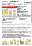 Fisa tehnica - Ambalaje Deseuri Medicale Infectioase 10L
