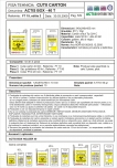 Fisa Tehnica - Ambalaje Deseuri Medicale Toxice 40L