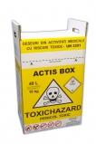 Ambalaje Deseuri Medicale Toxice 40L
